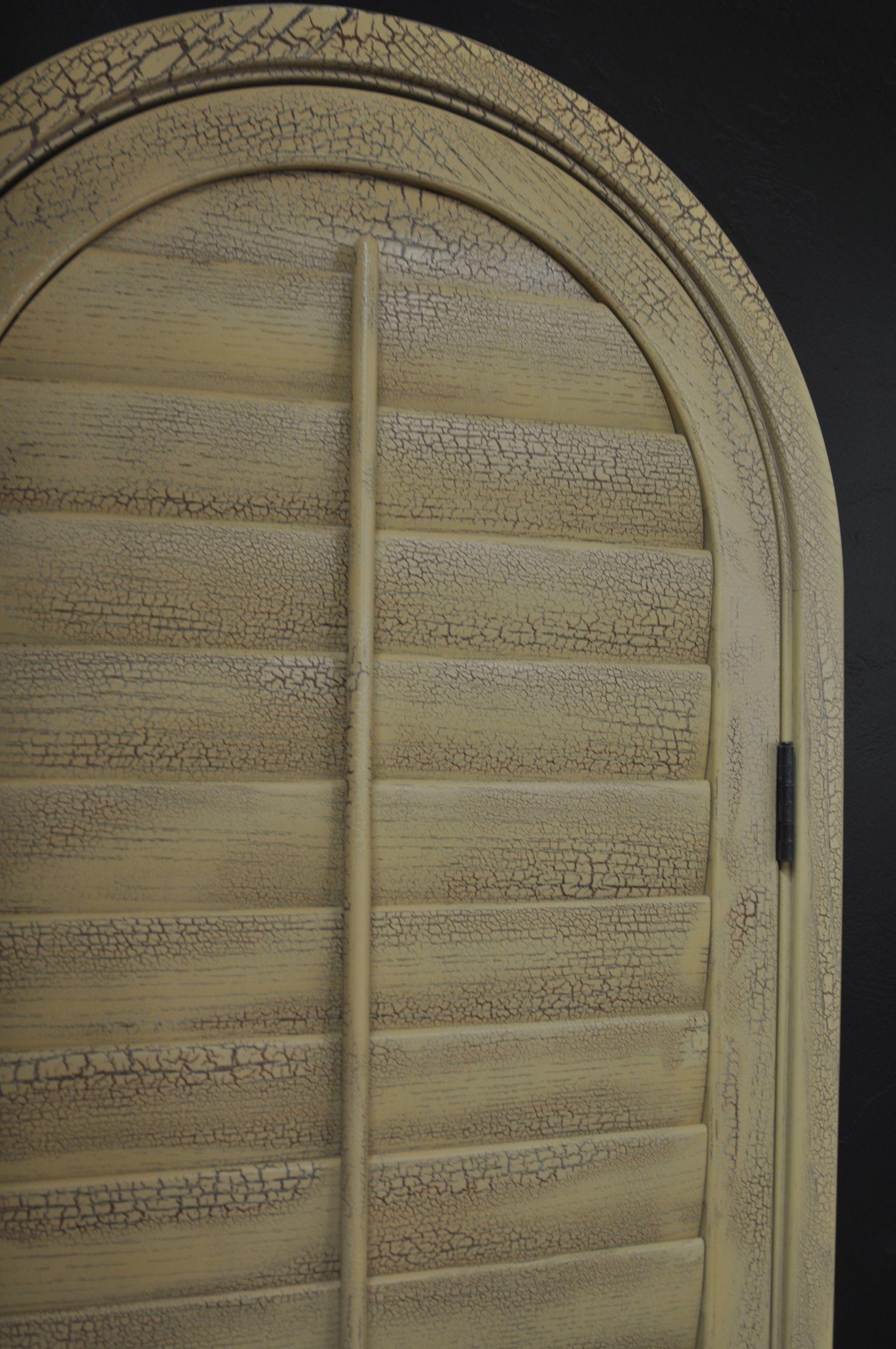 Crackle craquelados en muebles pinterest de puerta for Muebles craquelados