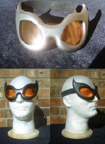Catwoman Goggles | Catwoman cosplay, Catwoman, Cosplay