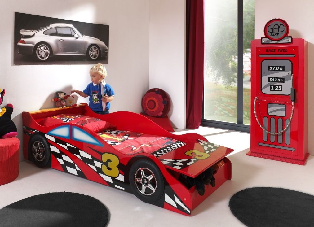 Kinderkamer Ideeen Auto : Auto kinderkamer hout bedroom home décor en home