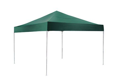 12x12 Straight Leg Popup Canopy Green Cover Black Roller Bag You Can Get More Details By Clicking On The Image Note It Is Affiliat Canopy Patio Canopy Pop Up