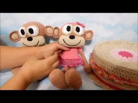 Dos Monitos Muy Bonitos Youtube Proyectos Por Hacer Pinterest