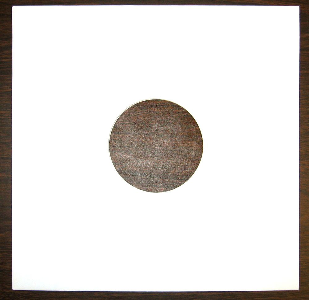 White Paper Record Inner Sleeves Qty Of 25 Record Lp 12 16lb Stock Inners White Paper Vinyl Paper Sleeves