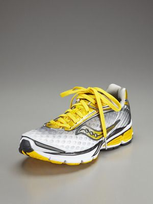 Yellow Sneakers Saucony Powergrid Cortana Sneaker