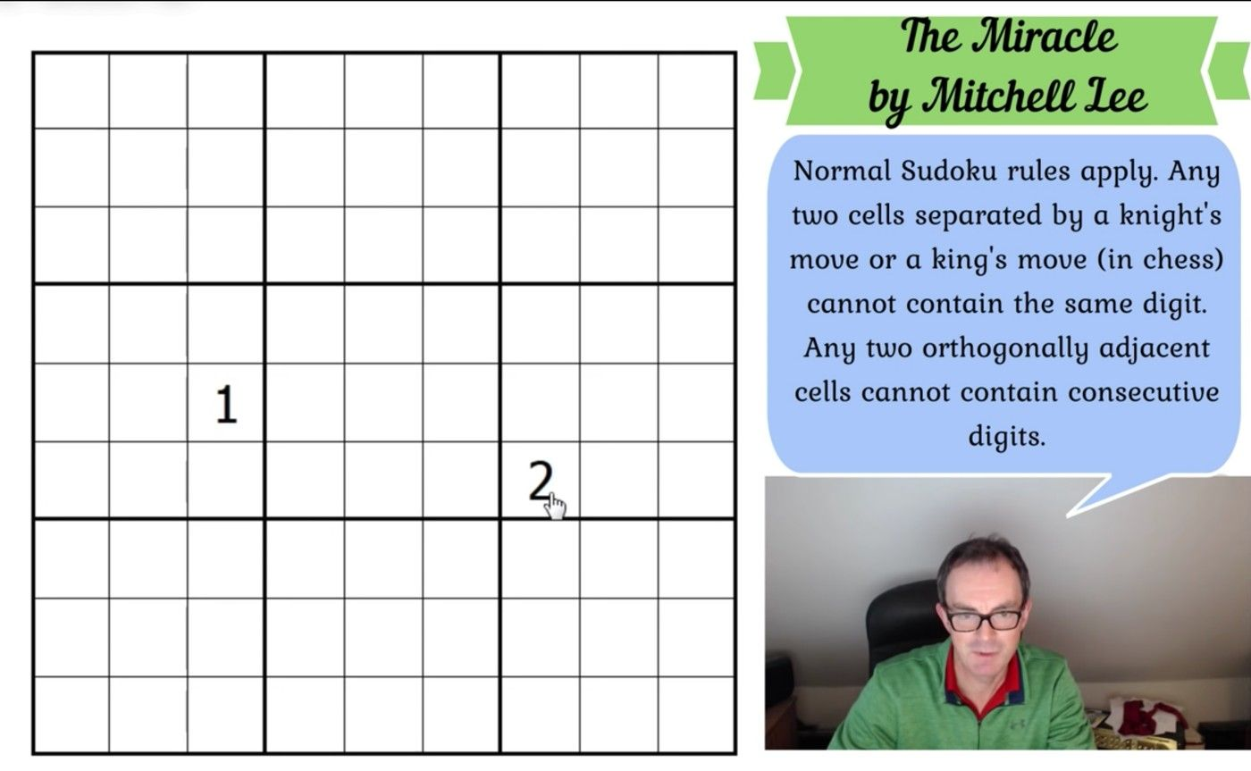 This Sudoku Solve Made Me Cry in 2020 Solving, Emotions