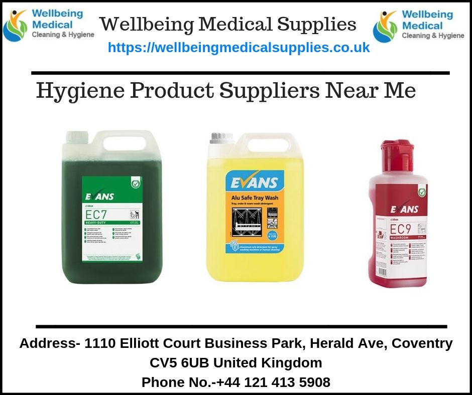 best website 6e71a 675f7 We are leading Birmingham UK suppliers on all Hygiene products and have  complete range of products