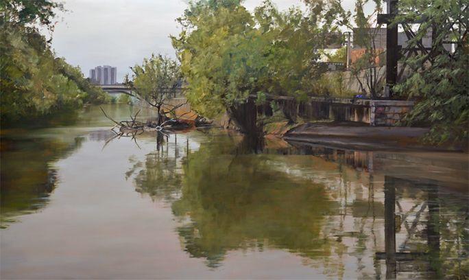 Minor Disasters - Ryan Dineen - Ingram Gallery