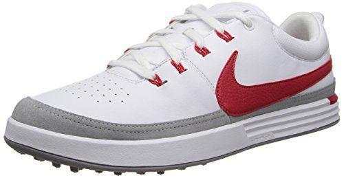 ef18cf826ac0 Nike Golf Men s Lunarwaverly High Performance Golf Shoe