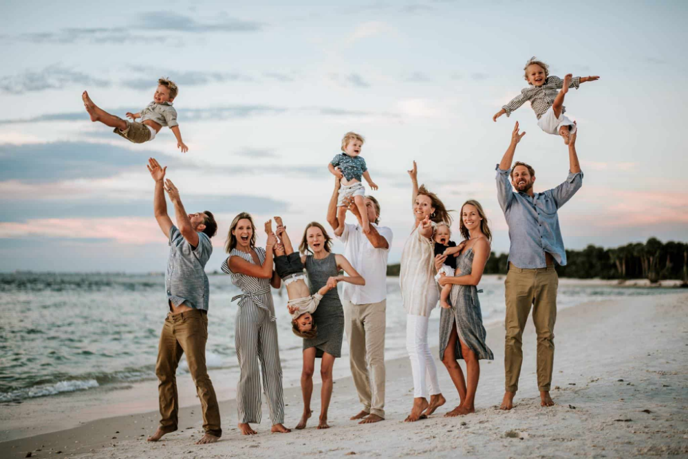 The 55 Most Stunning Family Photos of 2018!