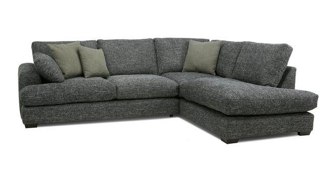 DFS Left Hand Facing Open End Corner Kinsey Sofa price