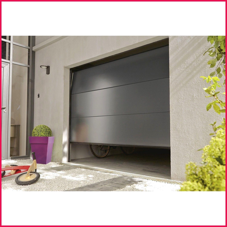 Awesome Porte De Garage Sectionnelle Brico Depot