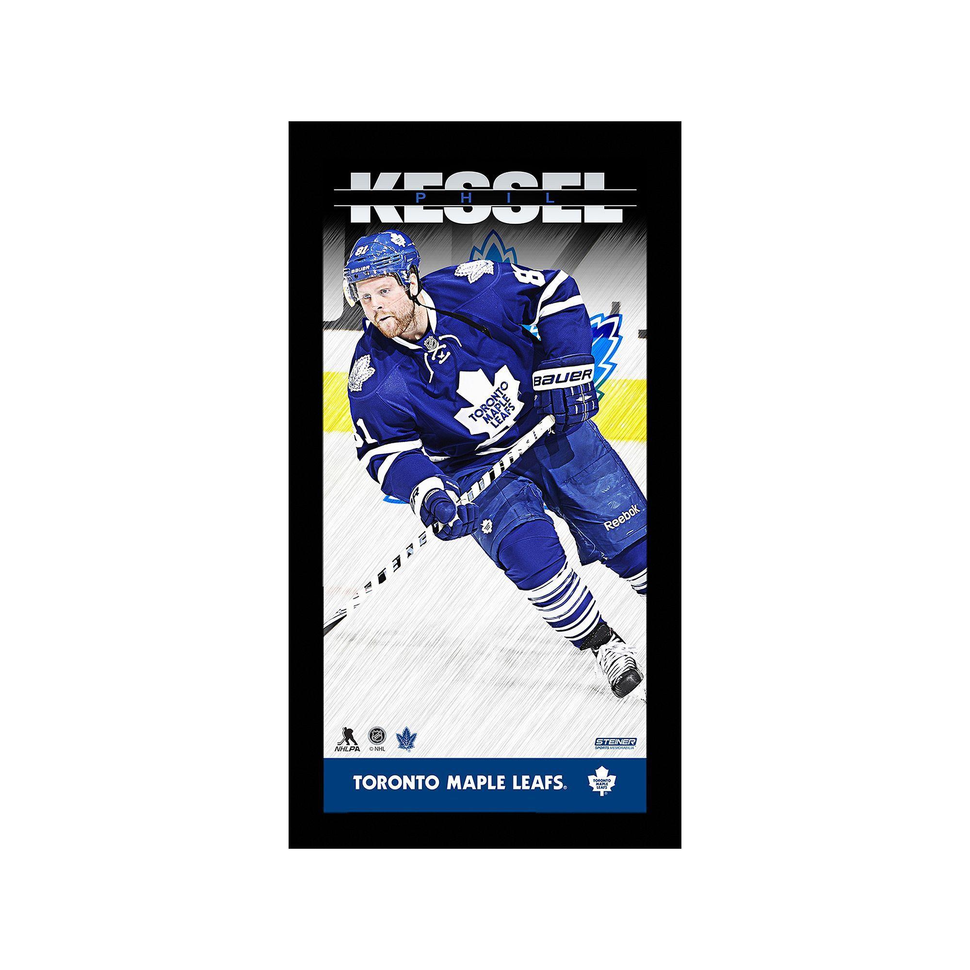 Steiner Sports Toronto Maple Leafs Phil Kessel 10\