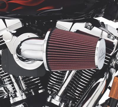 Heavy Breather Air Cleaner Kit Harley Dyna Harley Davidson Online Store Harley Davidson