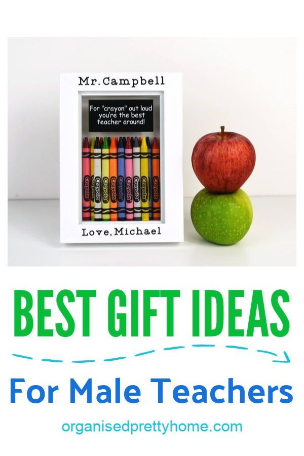 10 Awesome Gifts for Male Teachers | Male teacher gifts ...