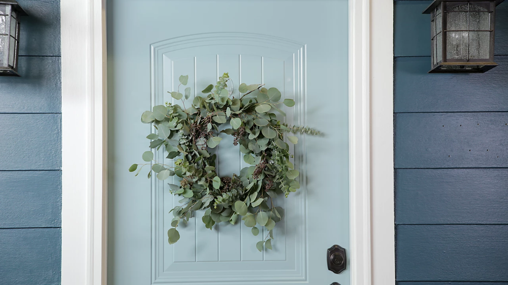 Photo of Try This Genius Hack for This DIY Eucalyptus Wreath
