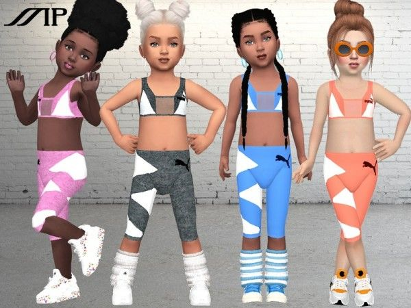 Extrêmement The Sims Resource: Toddler Outfit by Marty P • Sims 4 Downloads  IF68
