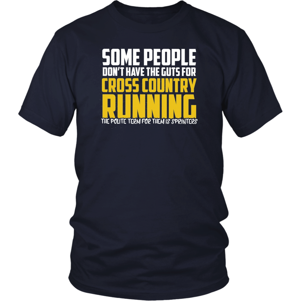 Funny Cross Country Running Some People Xc Running T Shirt Cross Country Shirts Running Tshirts Running Shirts