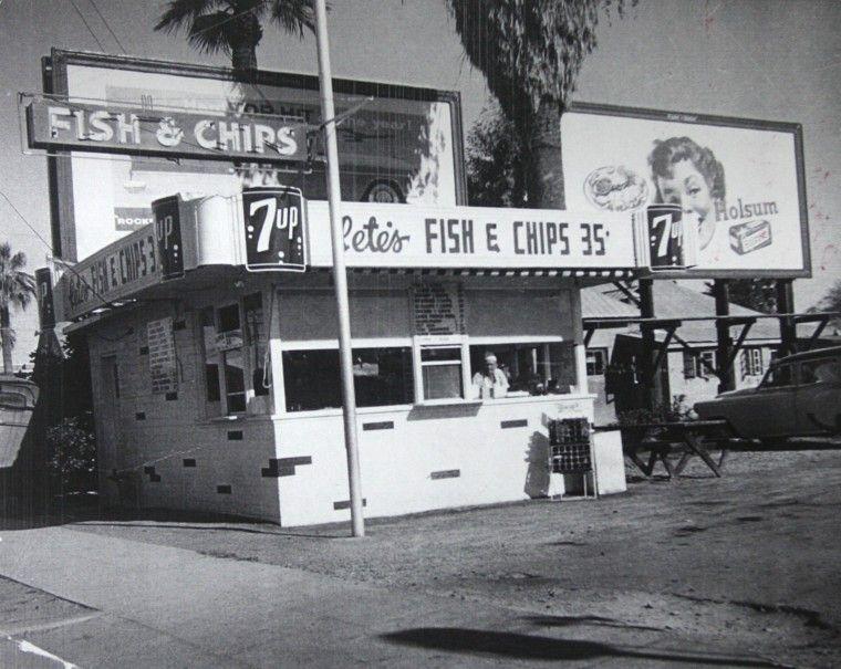 Pete's Fish and Chips Fish and chips, Chips