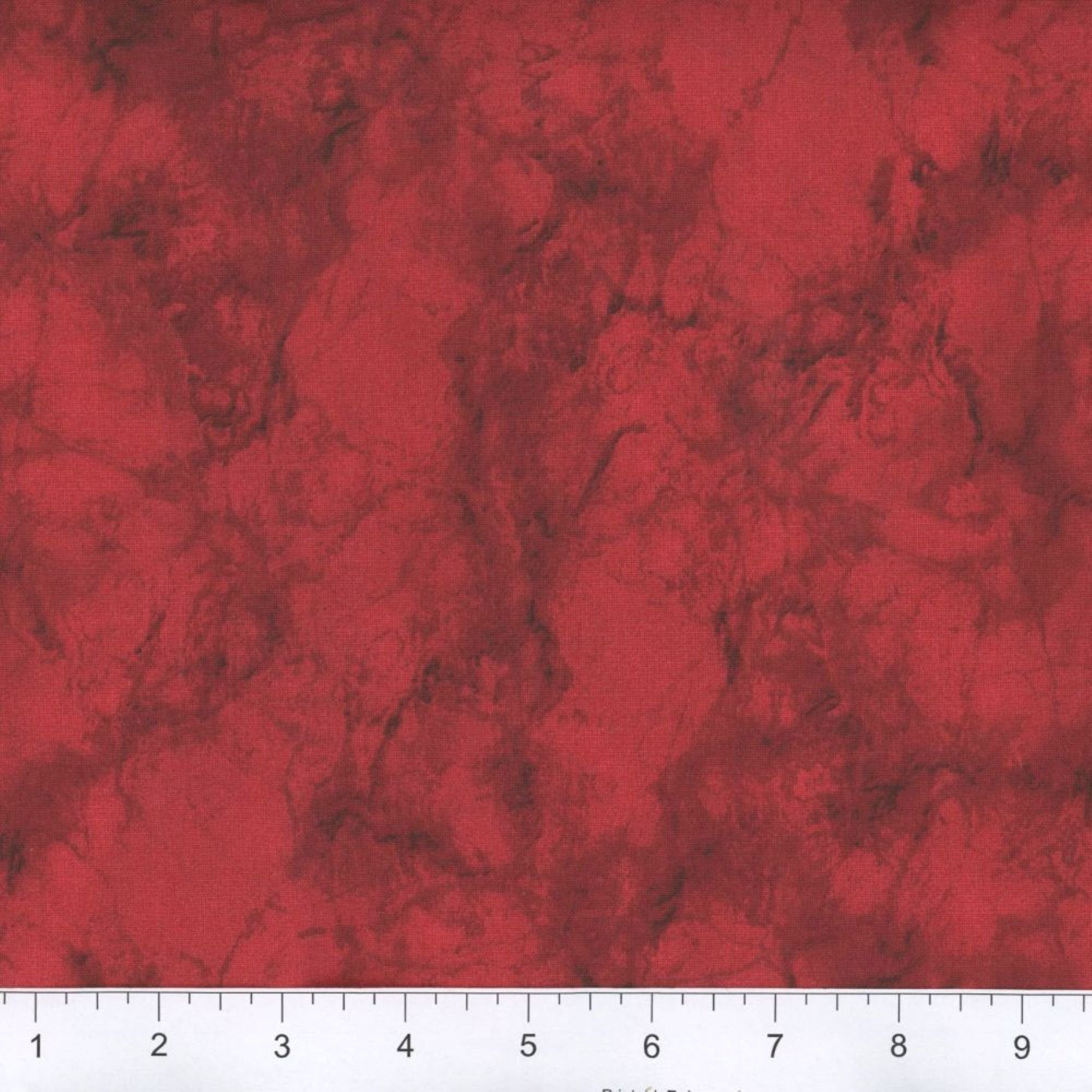 Tonal Deep Red Quilting 100/% Cotton Fabric by the yard for quilting and sewing