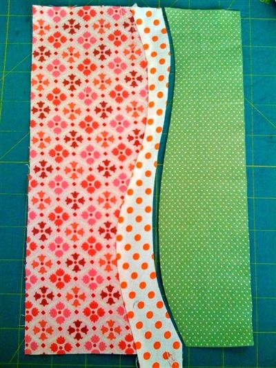 free form quilt piecing  Free Form Curved Piecing Tutorial | Quilting stitches ...