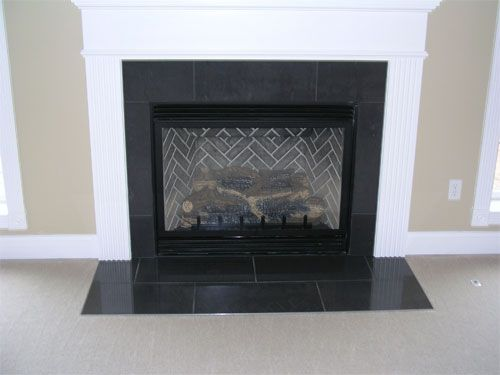 marble fireplace surrounds | Verde Green Marble Fireplace Surround ...