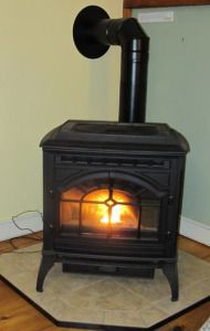 3 Options For Heating Your Basement So Your Lady Will Snuggle With You Pellet Stove Tiny House Wood Stove