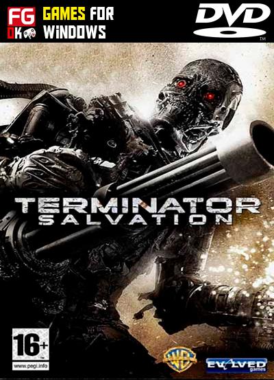 Descargar Terminator Salvation Pc Full Espanol Mega Mediafire Google Drive Full Games 0k Lector De Dvd Google Drive Espanol