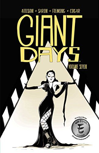 Studios Graphic Novel Softcover NEW 5 Allison Boom Giant Days Vol