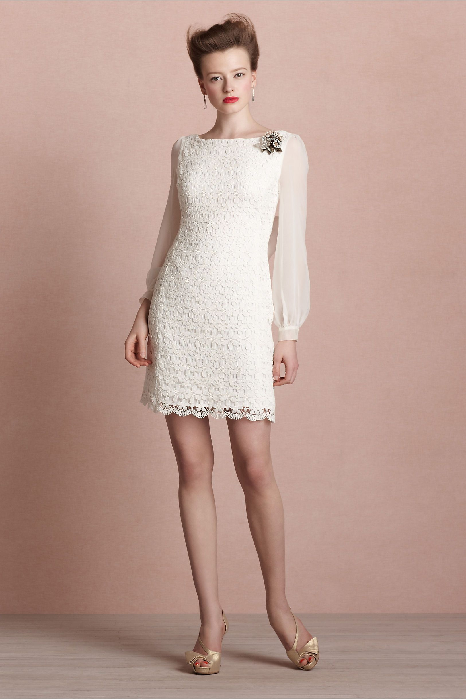 Marianne Dress from BHLDN | For my bridesmaids | Pinterest ...
