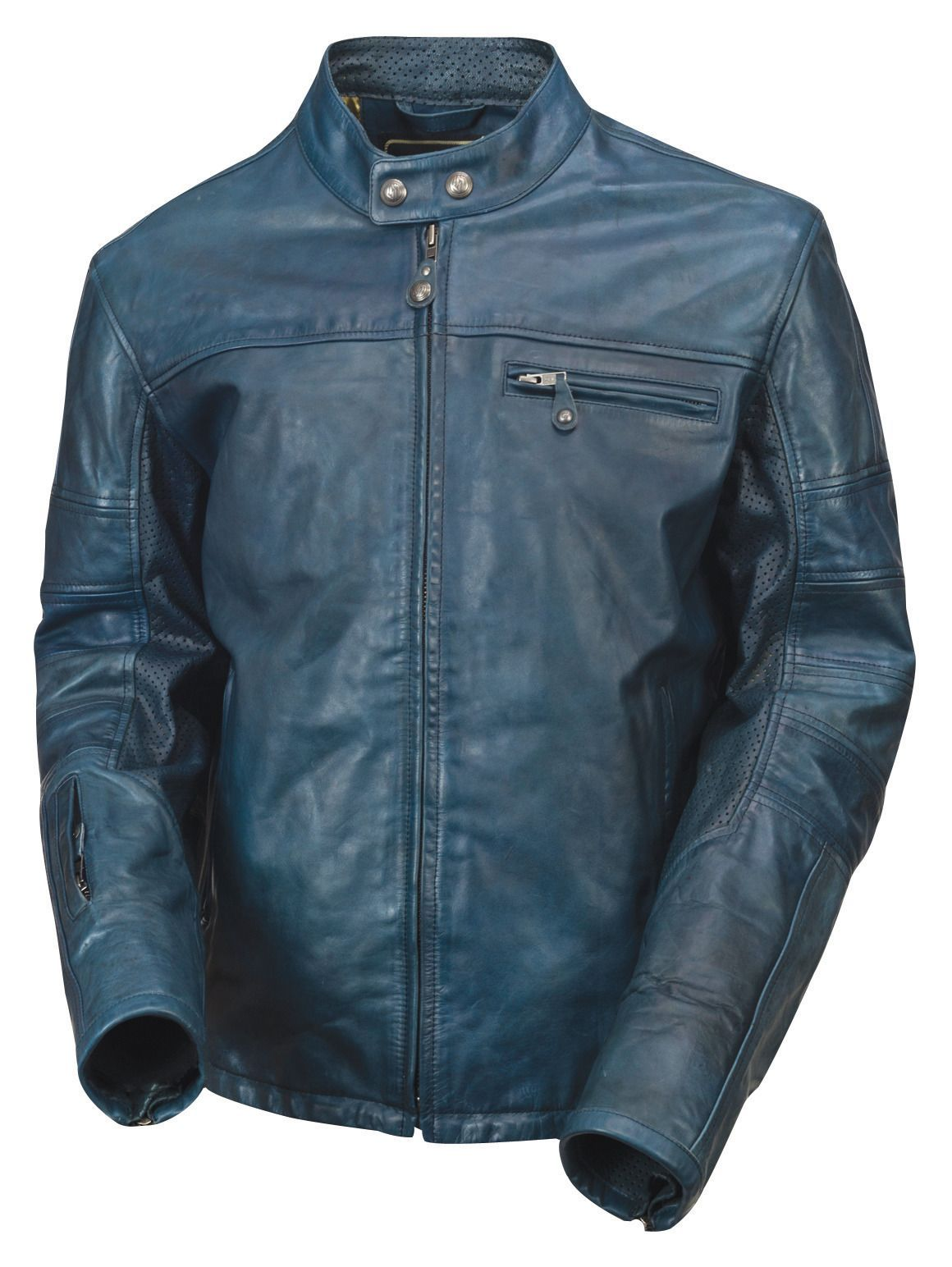 3884b22dc978 The RSD Ronin Leather Jacket is an exercise in nostalgic design blended  with…