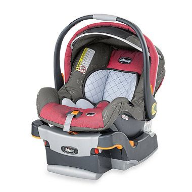 The Chicco Keyfit Infant Car Seat Is The Premier Infant Carrier