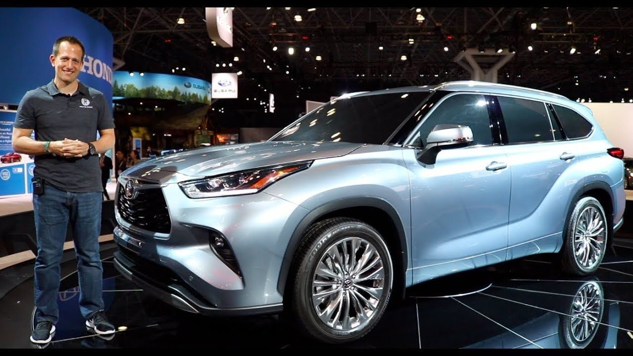 Is the ALL NEW 2020 Toyota Highlander SUV of the YEAR