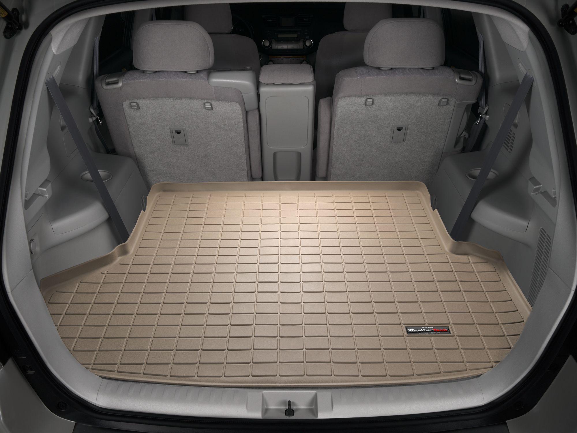 Toyota 2010 Highlander Cargo/Trunk Liner (With images