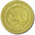Mexican Libertad, 1/10oz Gold, mixed years