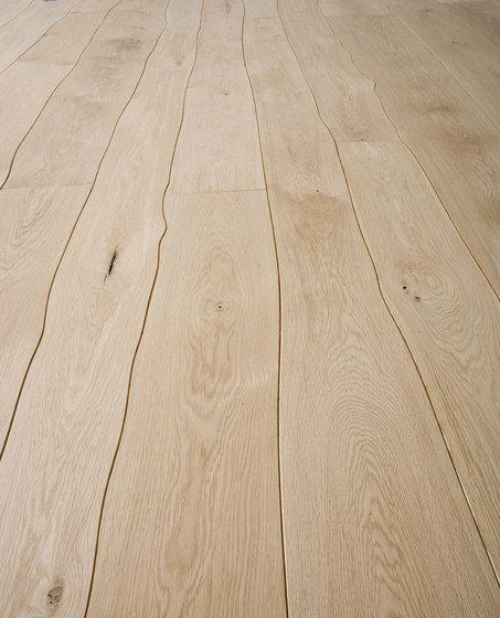 Suelos de madera-Roble Natural sin albura aceite natural parquet