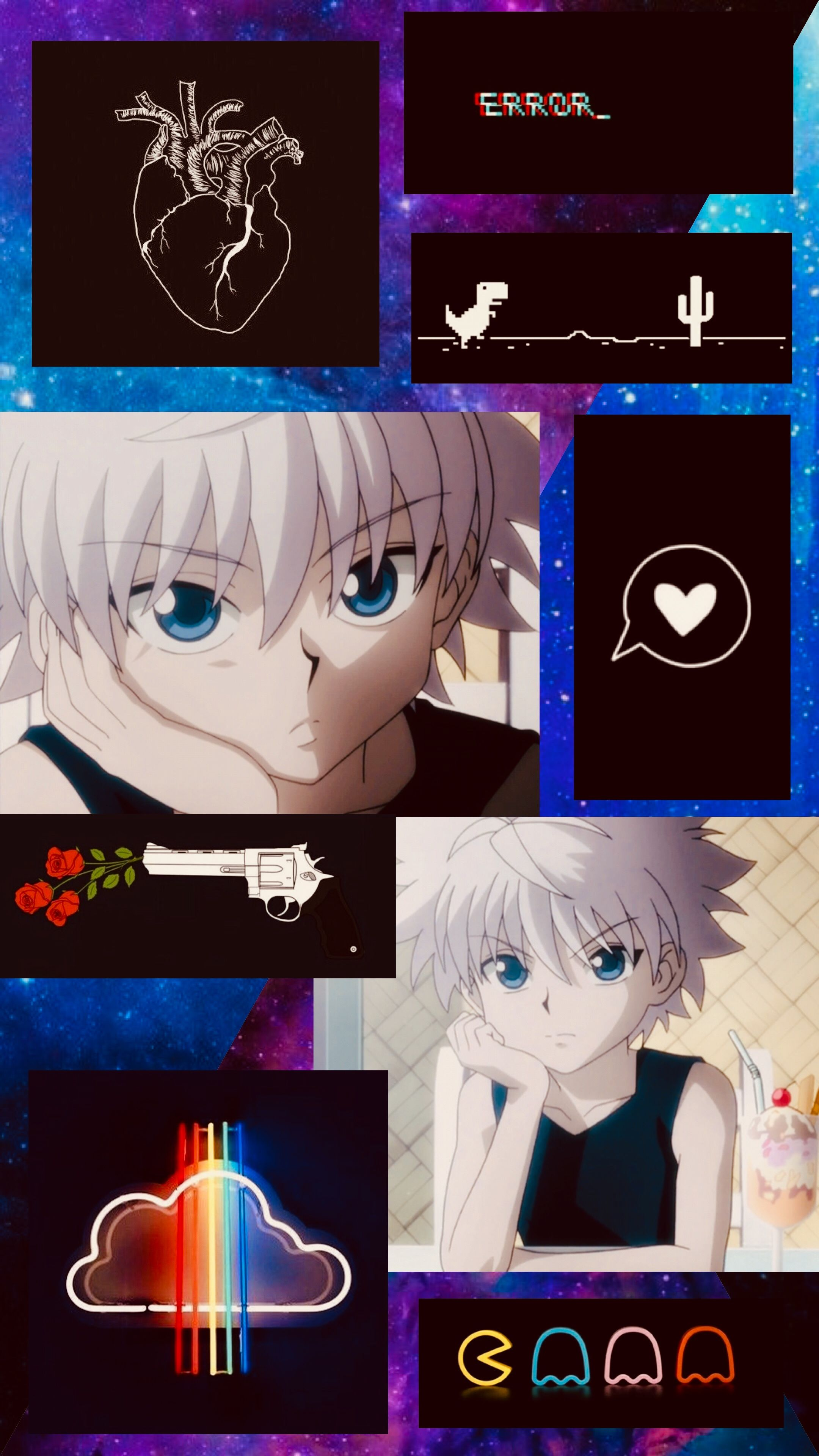 Pin By Cosmicchild On M Y A R T Anime Wallpaper Iphone