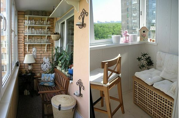Kleiner Balkon cooler kleiner balkon 40 kreative und praktische ideen kleiner