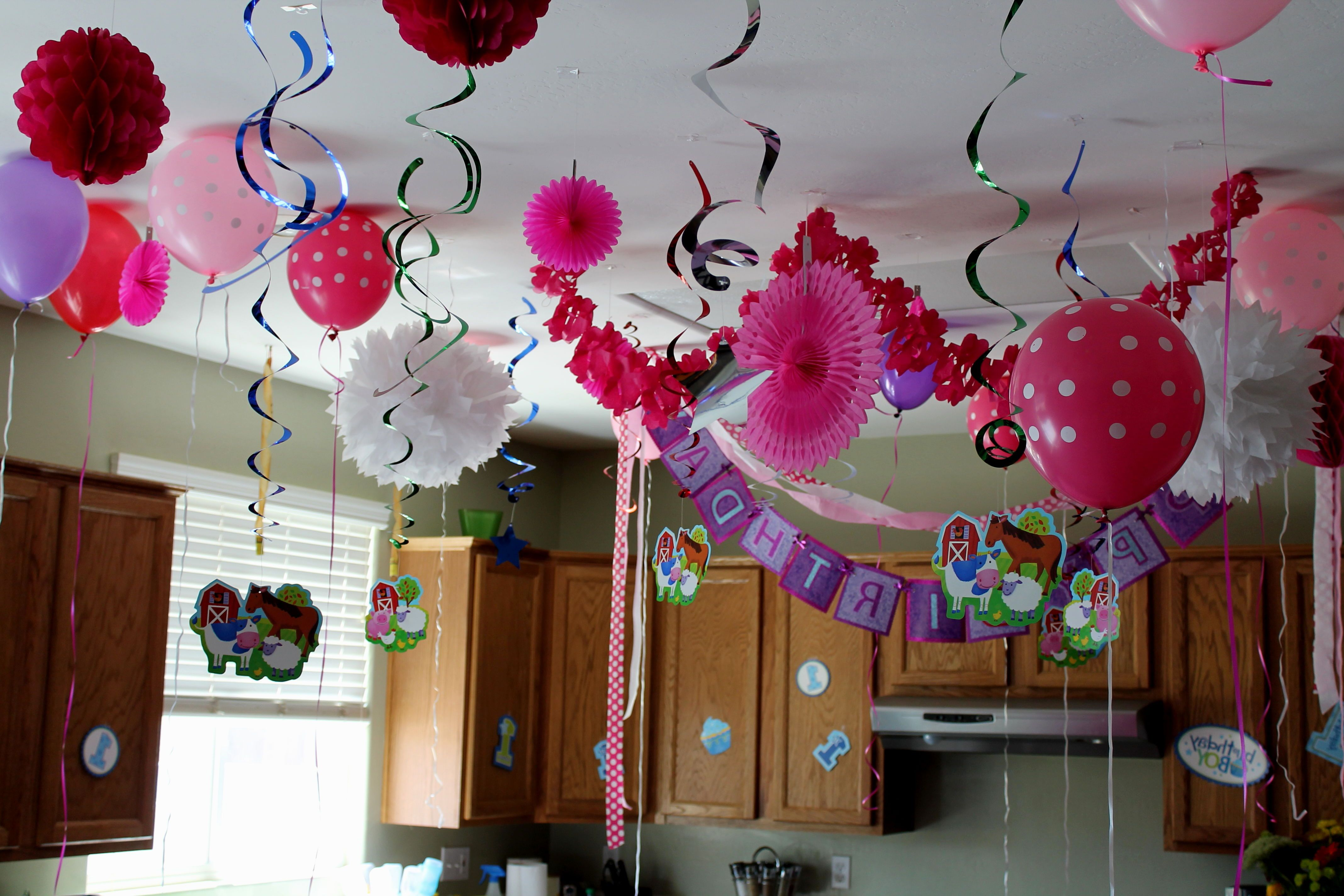 Best Of Simple Party Room Decoration Ideas And Review In 2020 Birthday Decorations At Home Diy Birthday Decorations Birthday Room Decorations