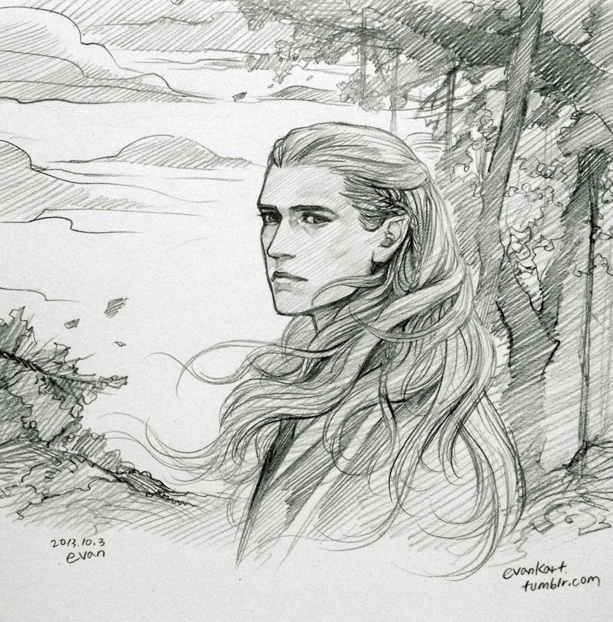 legolas http evankart my road to middle