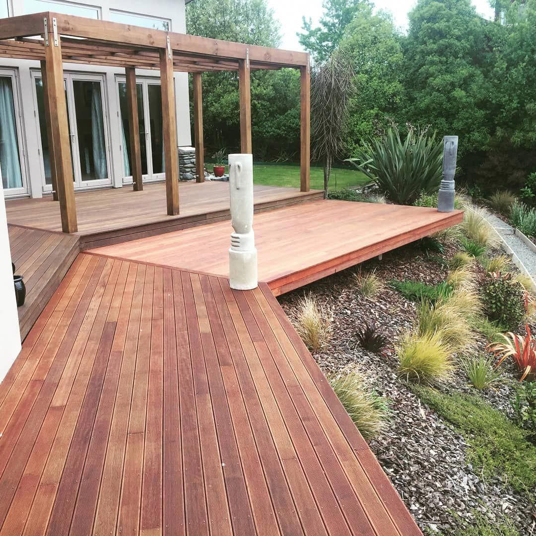 Beautiful Deck Extension To Overlook The Lakes Building Builder