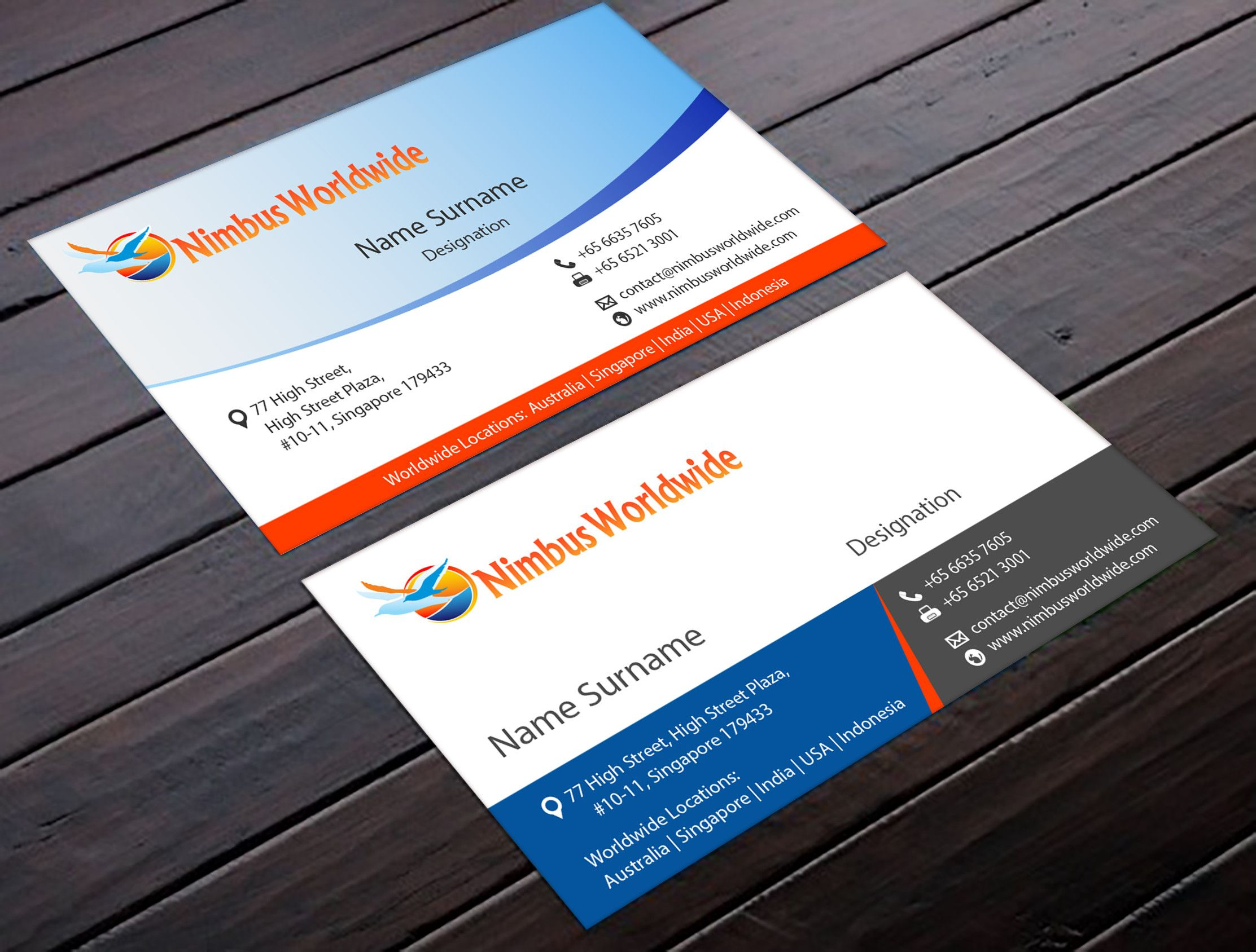 Shirazyasin i will create modern cut out business cards for 15 on only for 5 on fiverr i will create 2 singledouble sided professional and elegant business card designs with 3d mock up 5 revisions absolutely free reheart Choice Image