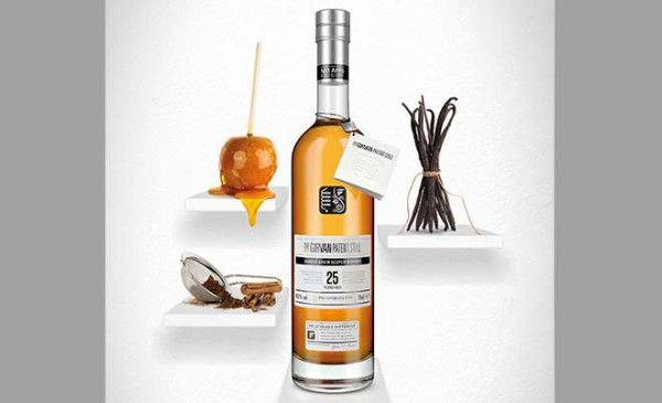 "Launch des ""Girvan Patent Still Single Grain Scotch Whisky"""