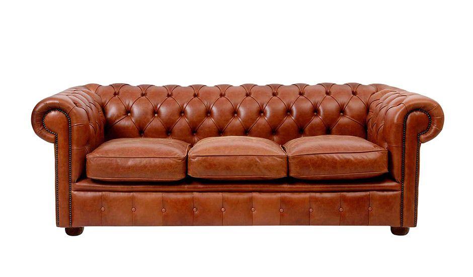 Chesterfield Fauteuil Leer.Brighton Chesterfield Sofa Von Wilmowsky Interieur