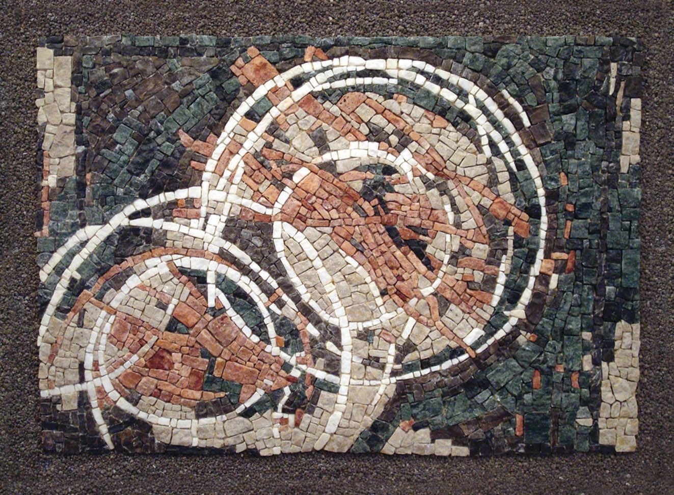 John Touliatos - Cycles. Marbles