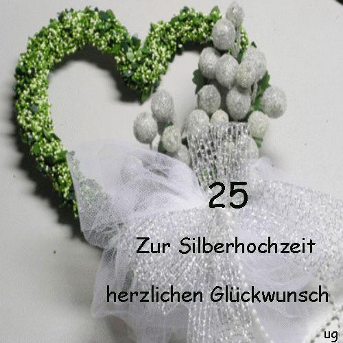 Silberhochzeit silberhochtzeit pinterest silberhochzeit for Silberhochzeit deko basteln