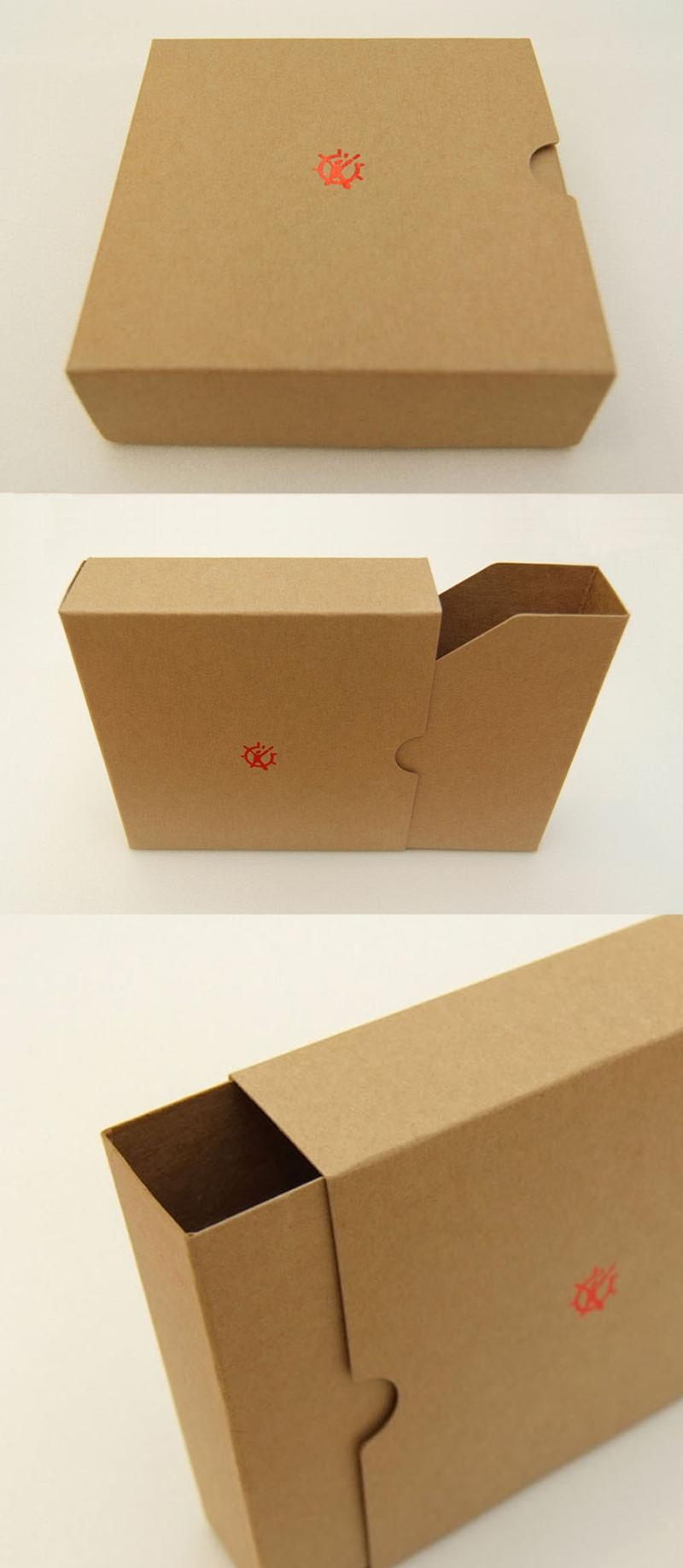 책 포장 박스
