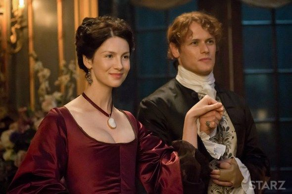 Filming has wrapped on the second season of Starz' Outlander TV show. Are you watching Outlander, season two?