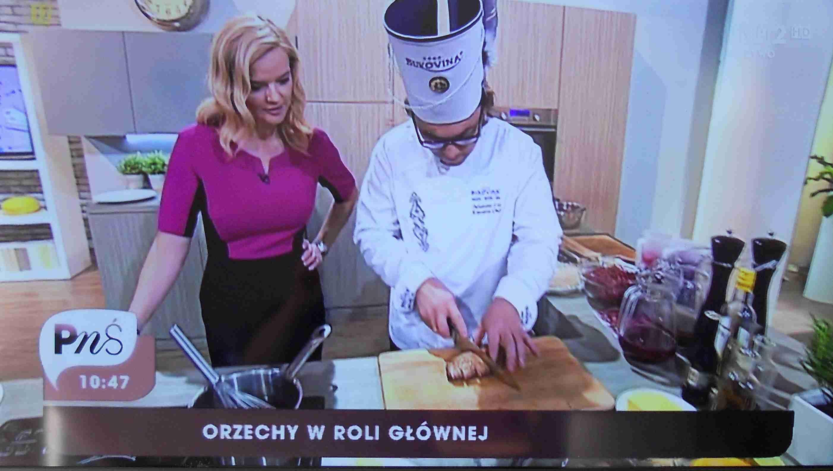 Pani Monika Zamachowska W Sukience Vito Vergelis Podczas Nagrania Programu Pytanie Na Sniadanie How To Wear People 47