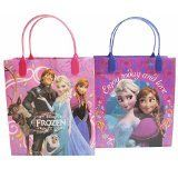 "awesome Disney Frozen Party Favor Goodie Medium 8"" Gift Bags 12 Check more at http://partythemesforbirthday.com/product/disney-frozen-party-favor-goodie-medium-8-gift-bags-12/"