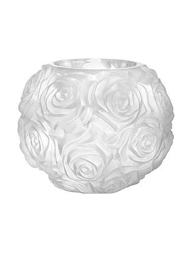 Monique Lhuillier Waterford Sunday Rose Votive Waterford Crystal