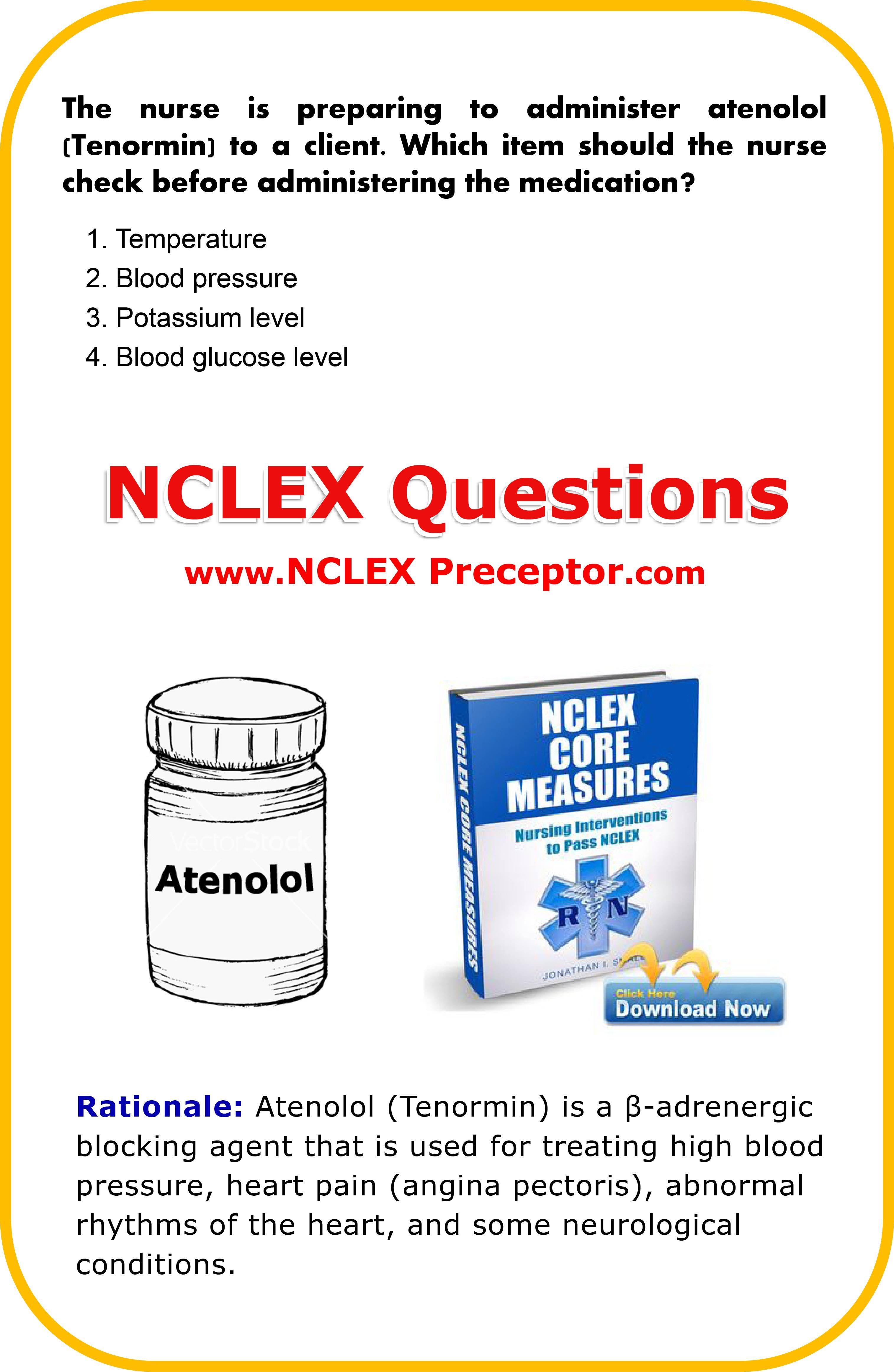 Tips For Registered Nurses Passing Nclex Bonus Practice Nclex Questions And Rationales